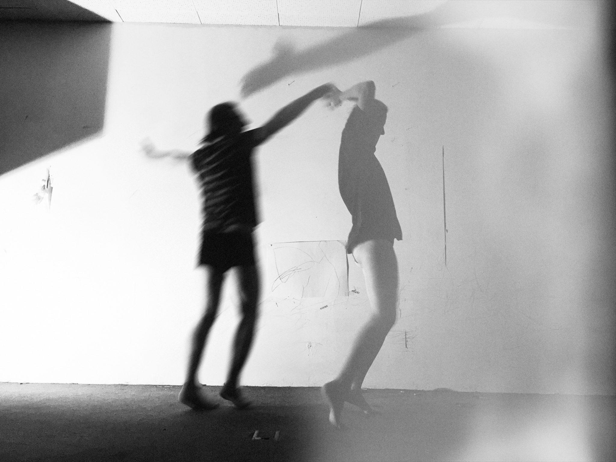 Fotografie eines tanzenden Paares